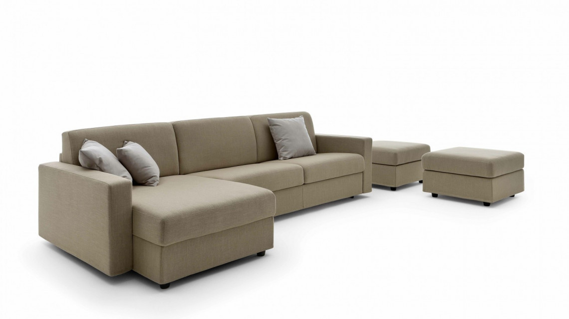 Coltar extensibil leo cu sezlong pe stanga somproduct for Chaise longue barcelona outlet