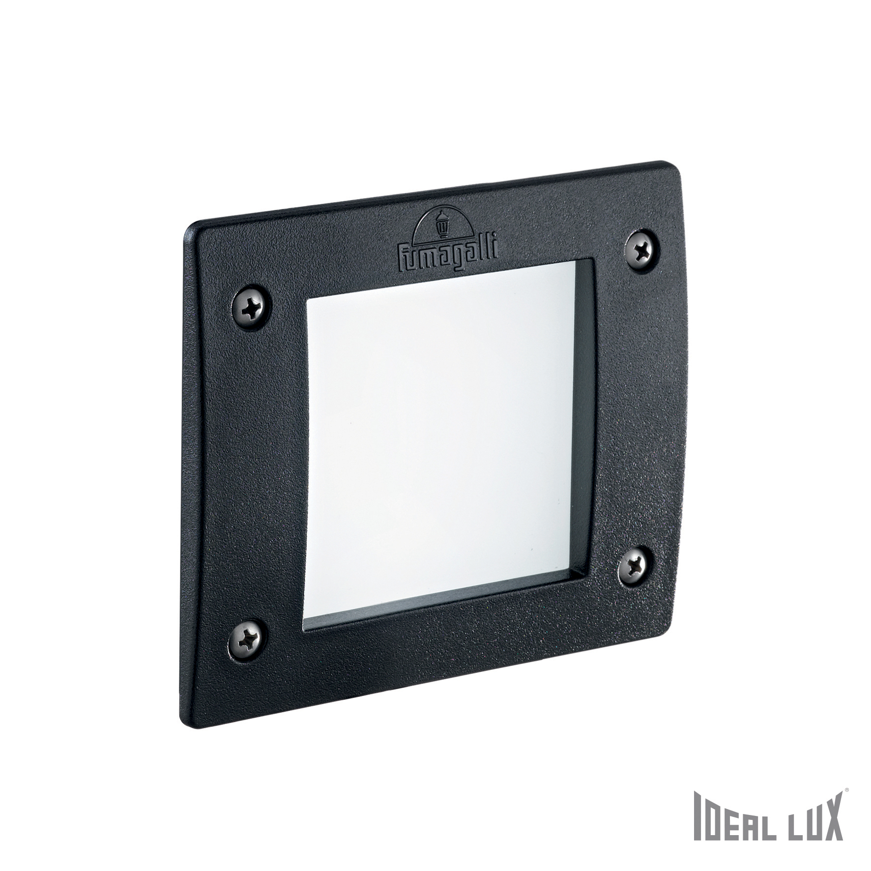 Spot Leti Square FI1-Negru imagine