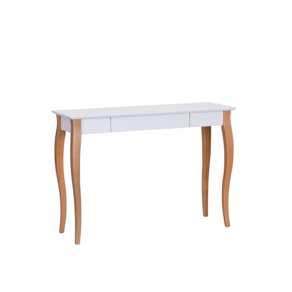 Masa de birou Lillo Large White, L105xl40xh74 cm