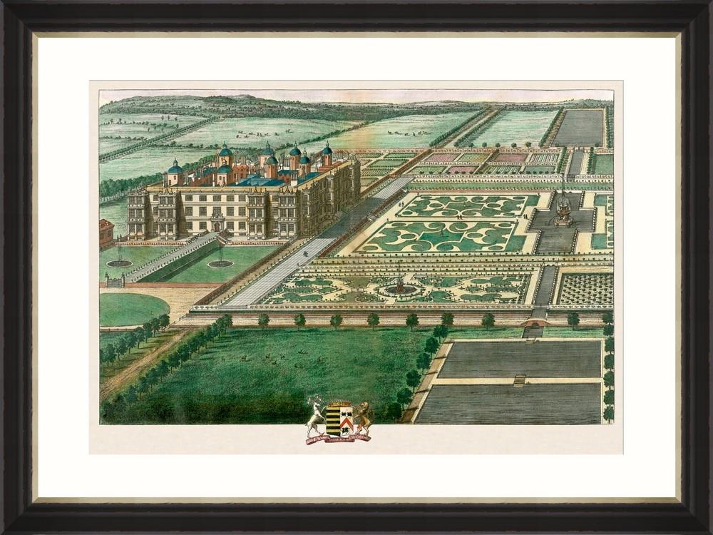 Tablou Framed Art Long Leate Residence imagine
