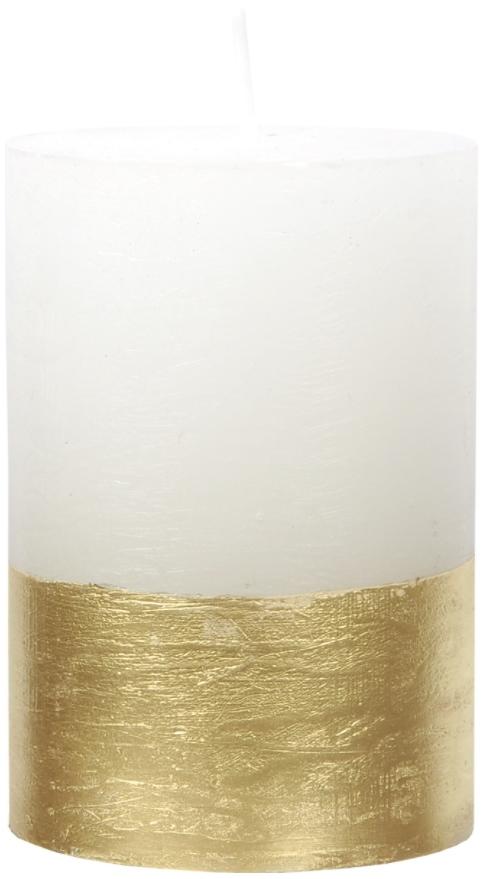 Lumanare cilindrica Jazz, Ø6,8xH10 cm poza