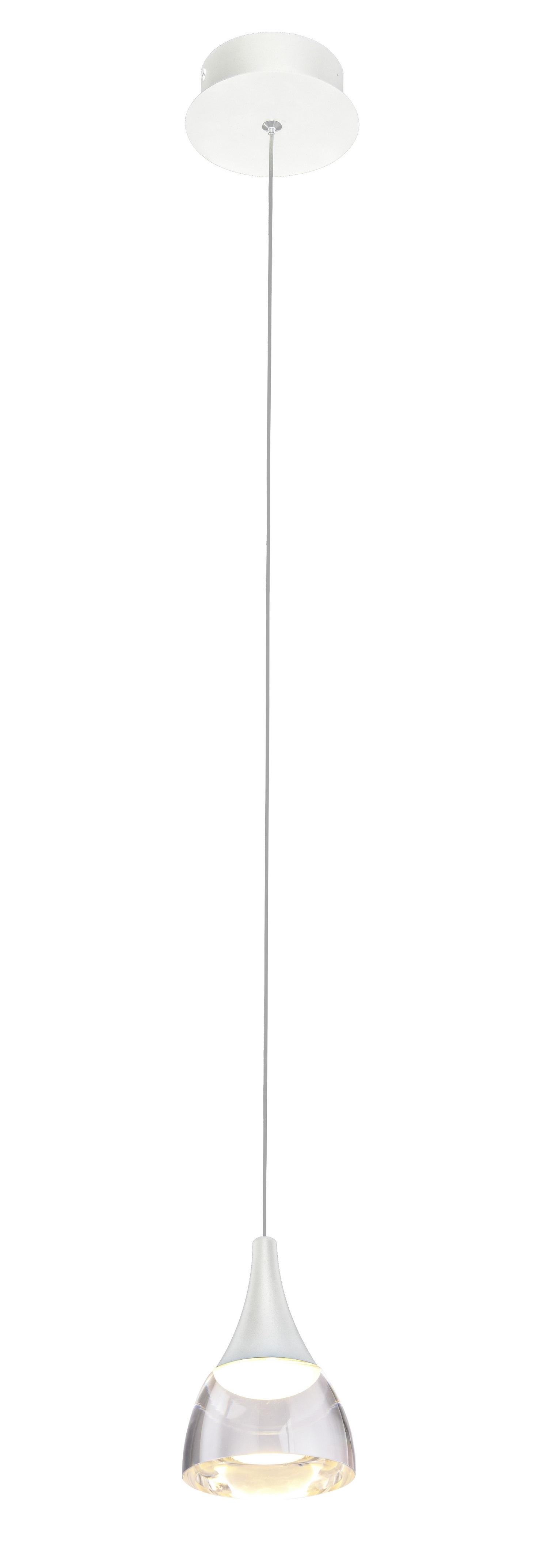 Lustra Dalmatia 1 Alb, AZ2909