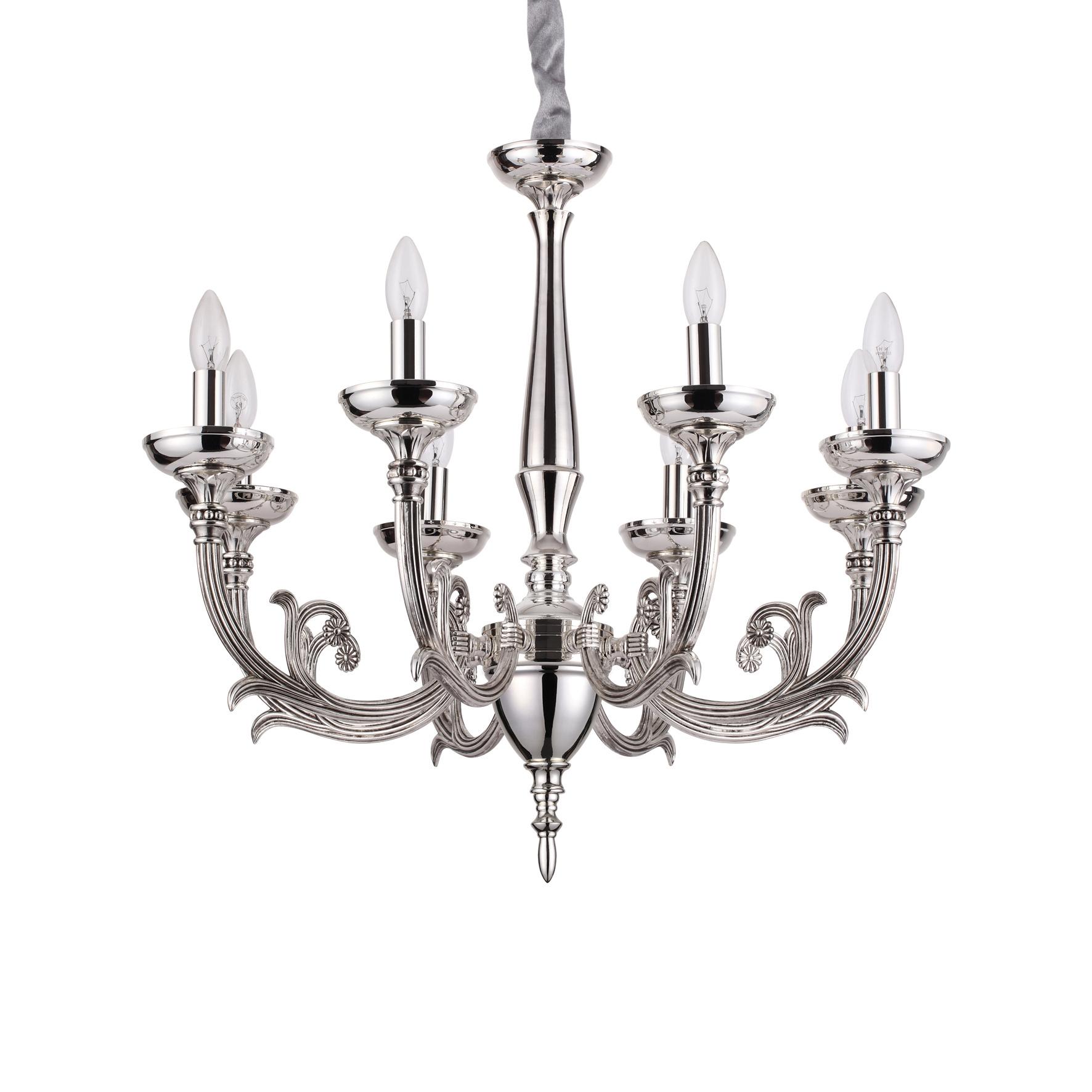Lustra Lancelot SP8 Silver