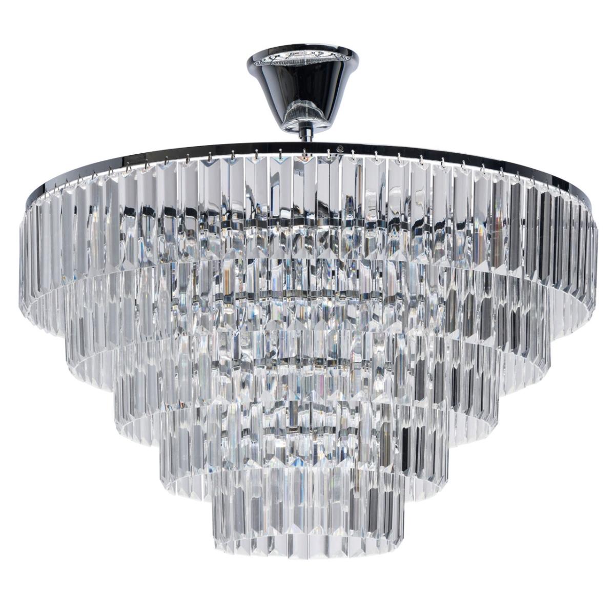 Lustra MW-Light Crystal Adelard 642013008 imagine