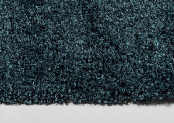 Covor Luxus Turquoise, Tesut mecanic