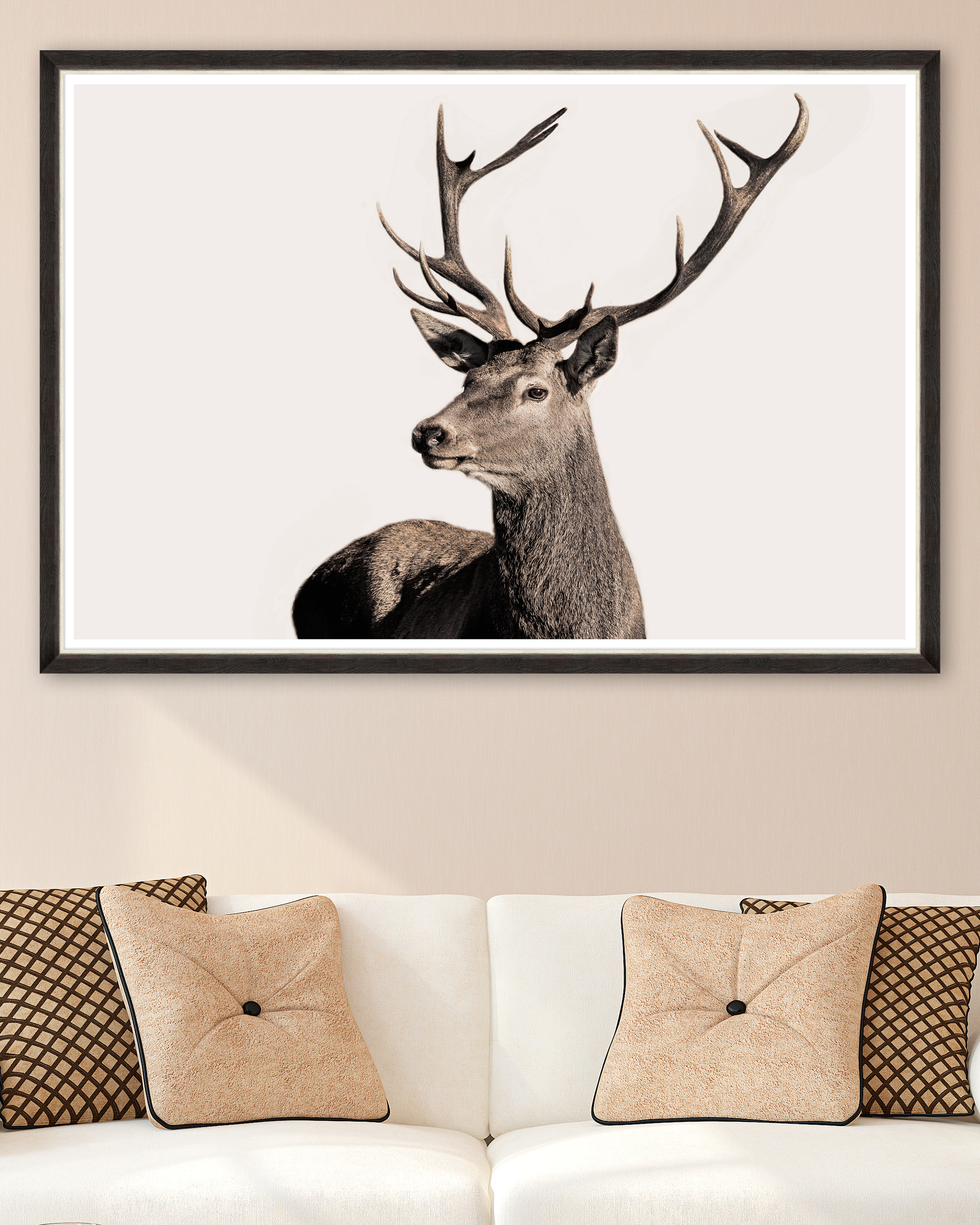 Tablou Framed Art Magnificent Stag