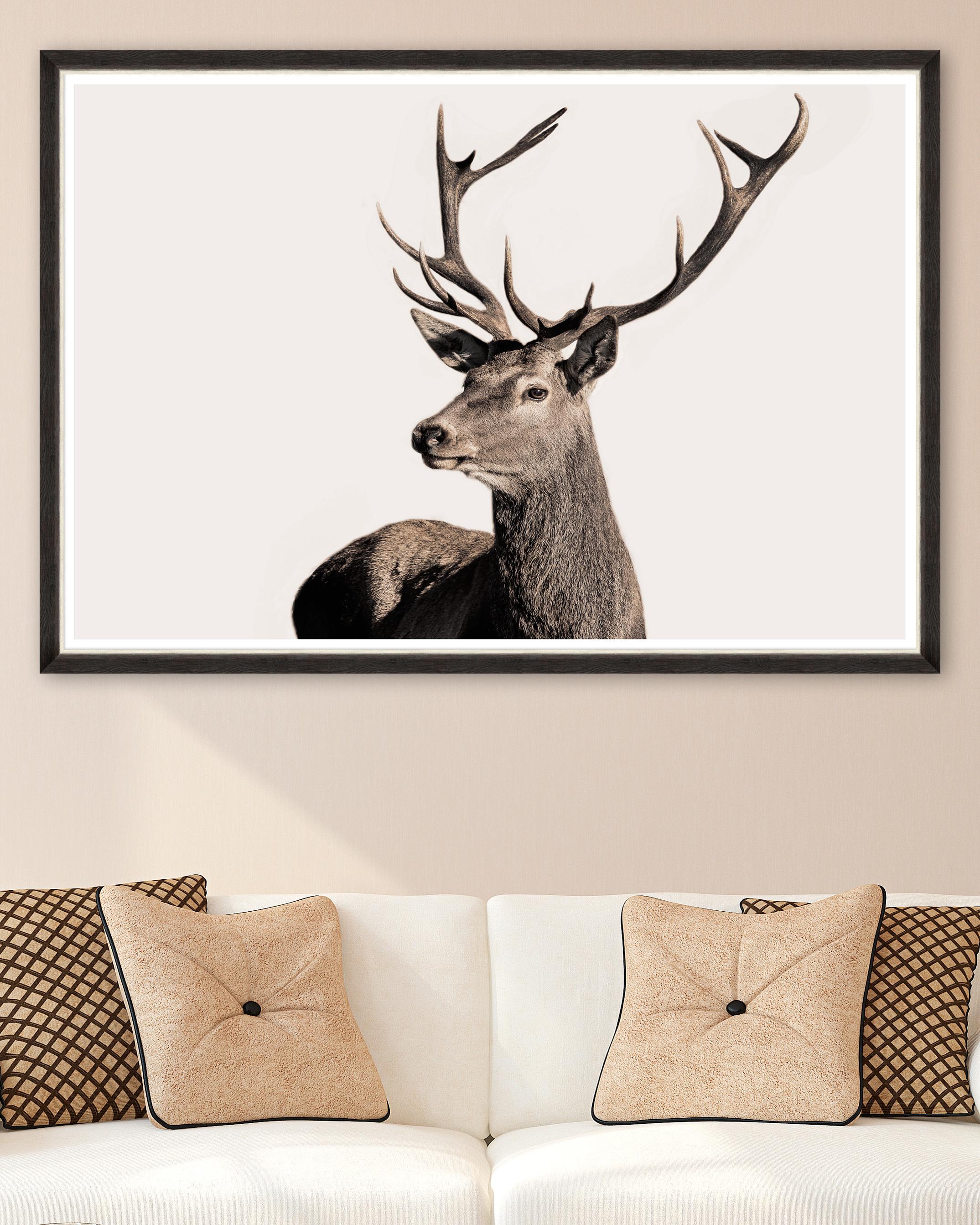 Tablou Framed Art Magnificent Stag imagine