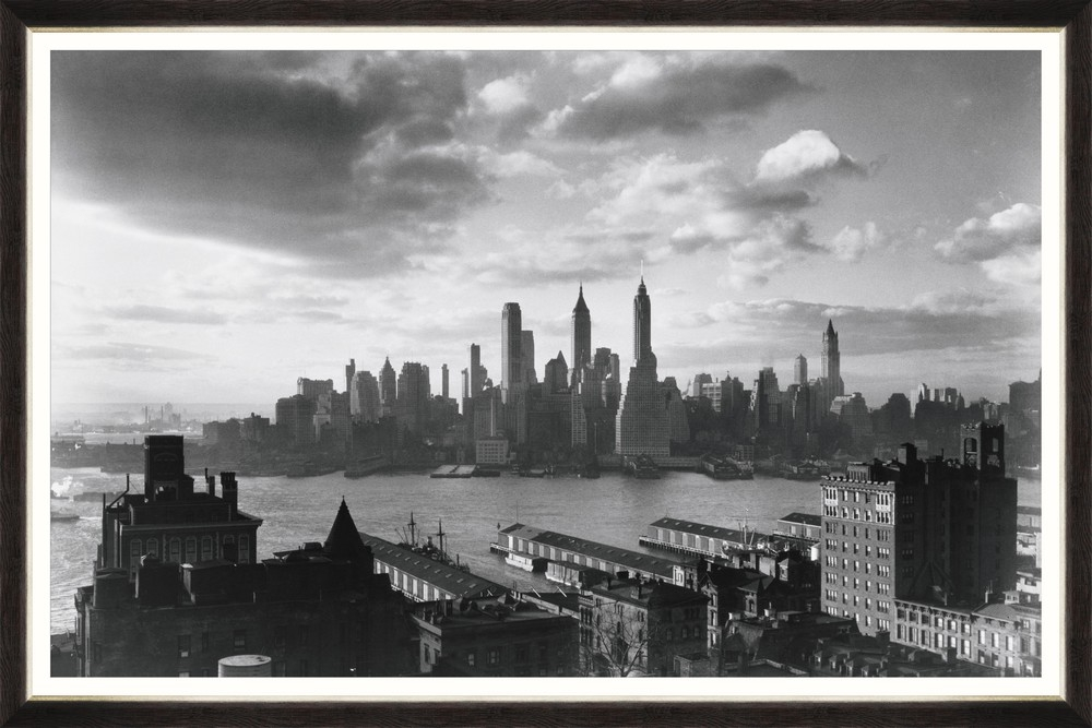 Tablou Framed Art Manhattan 1933