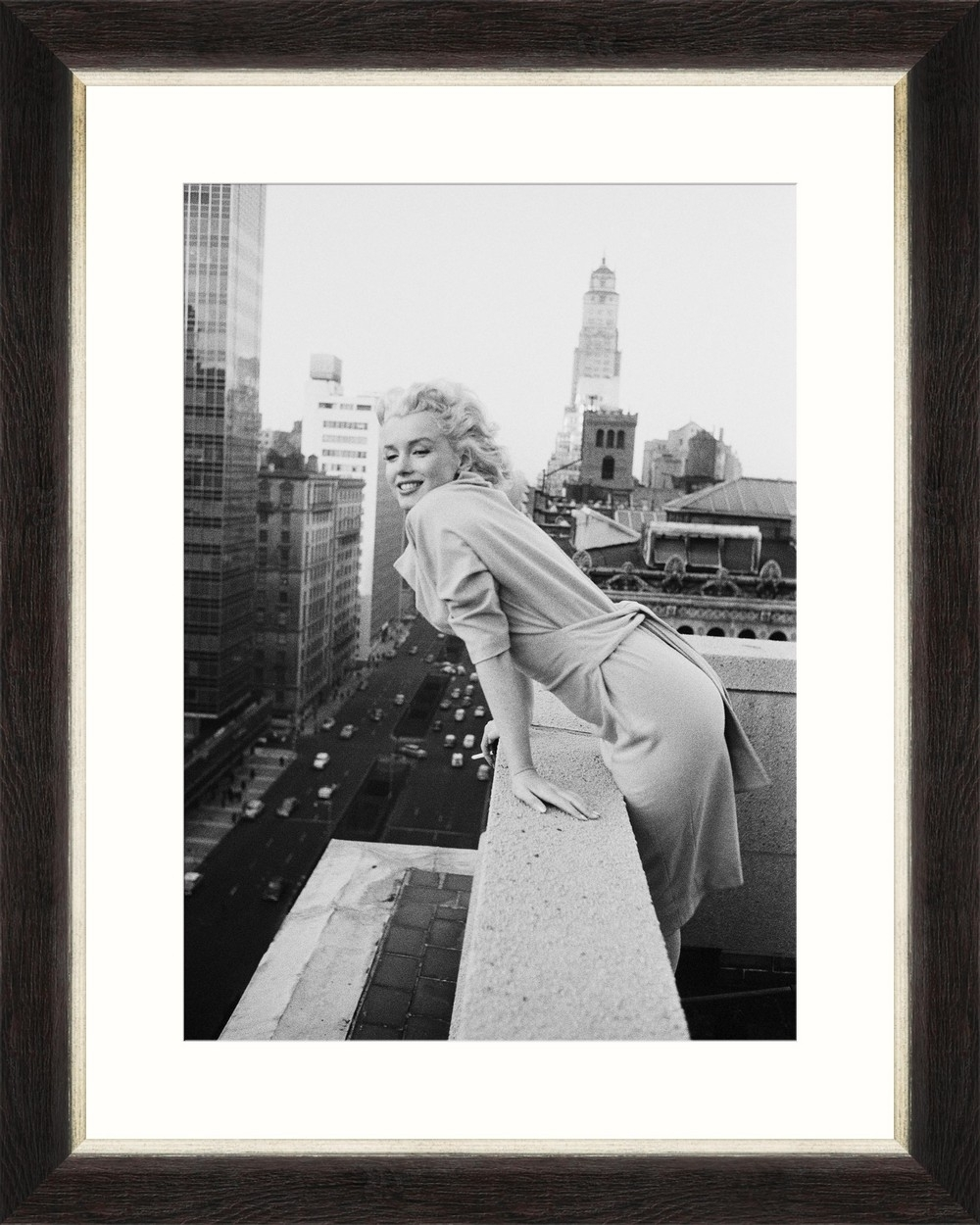 Tablou Framed Art Marilyn-40 x 50 cm imagine