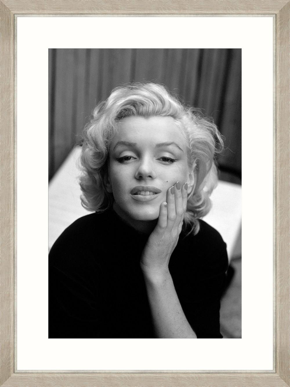 Tablou Framed Art Marilyn Melancholic