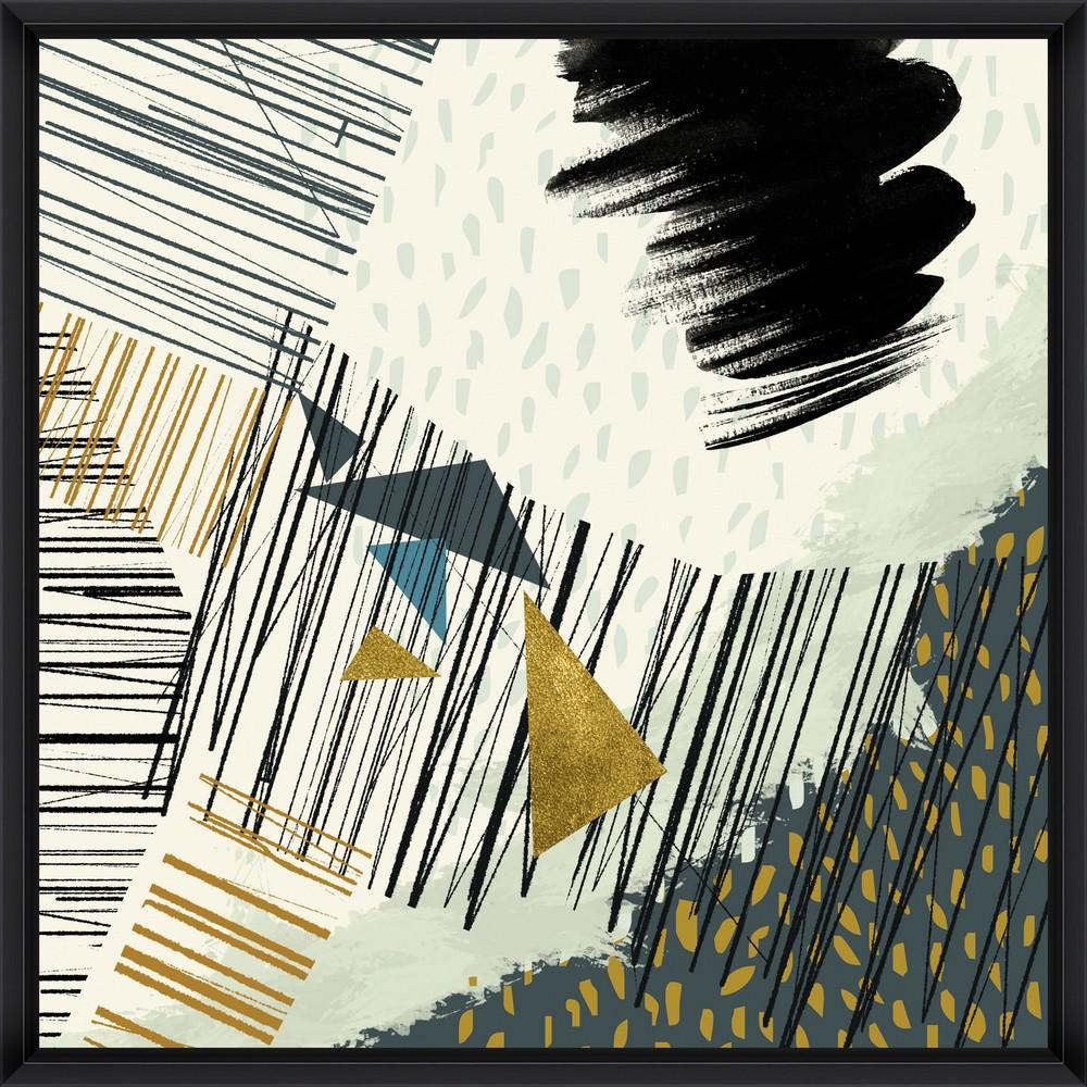 Tablou Framed Art Marks And Stripes II