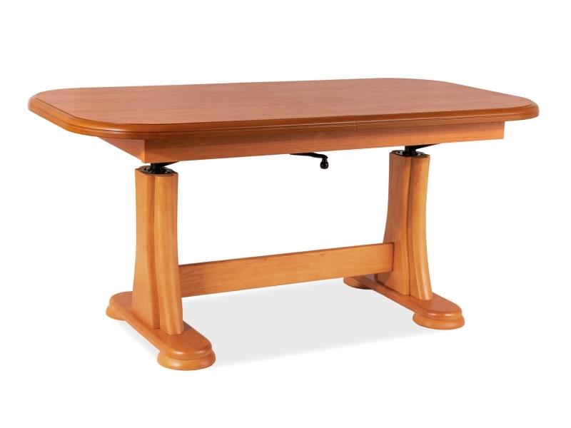 Masa de cafea extensibila din lemn si pal Artur Arin, L127-164xl67xH60-75 cm