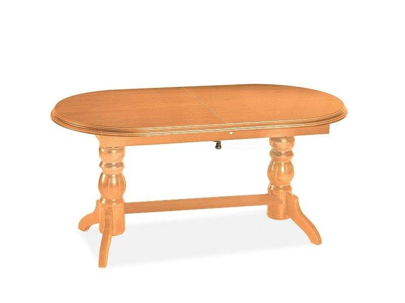 Masa de cafea extensibila din lemn si pal Daniel Arin, L120-160xl70xH62-75 cm imagine
