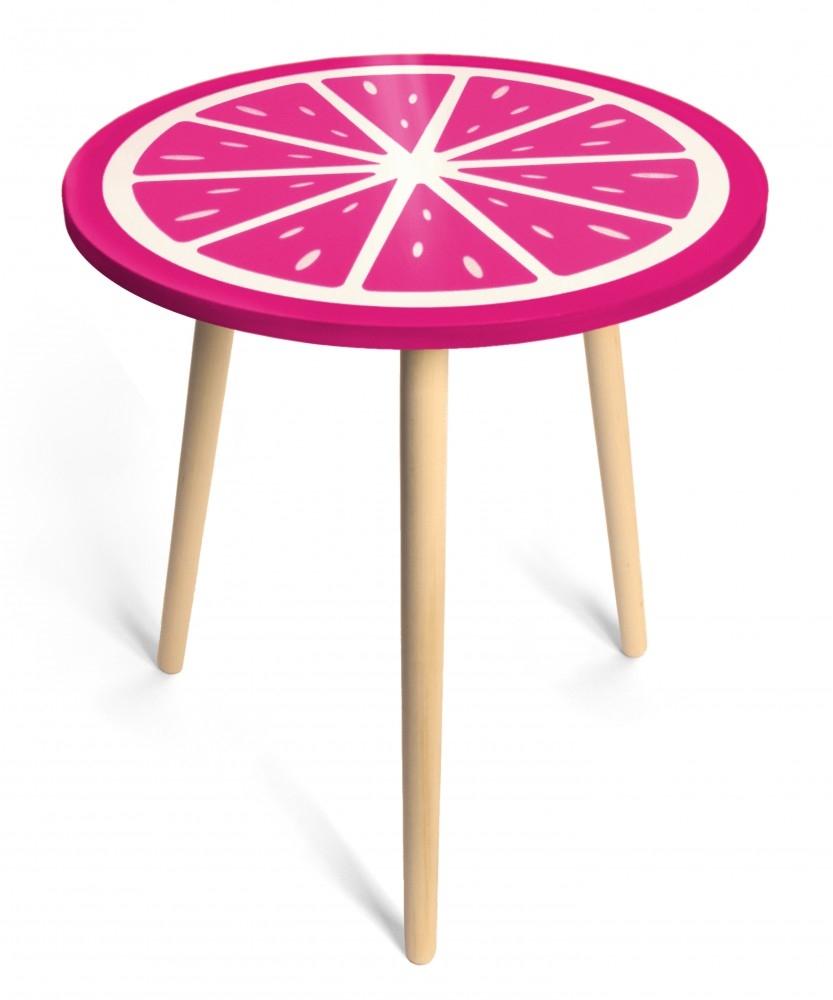 Masa de cafea Grapefruit O50xh50 cm