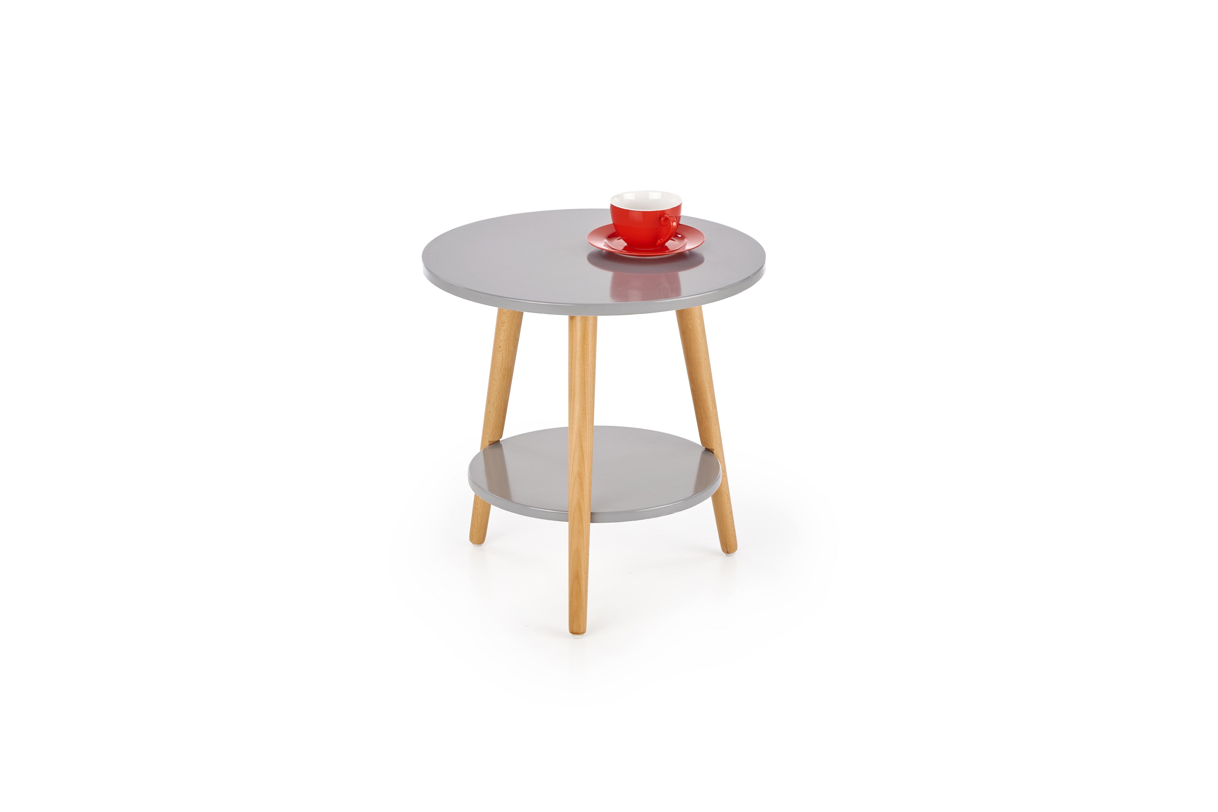 Masa de cafea Sago II Grey O45xh45 cm