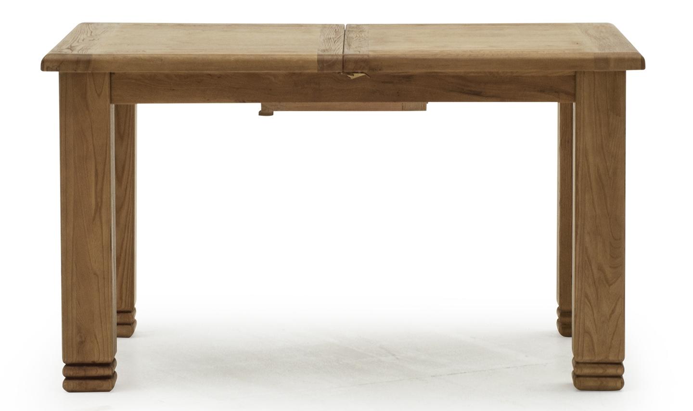 Masa extensibila din lemn de stejar Danube Oak L140-180xl90xH79 cm