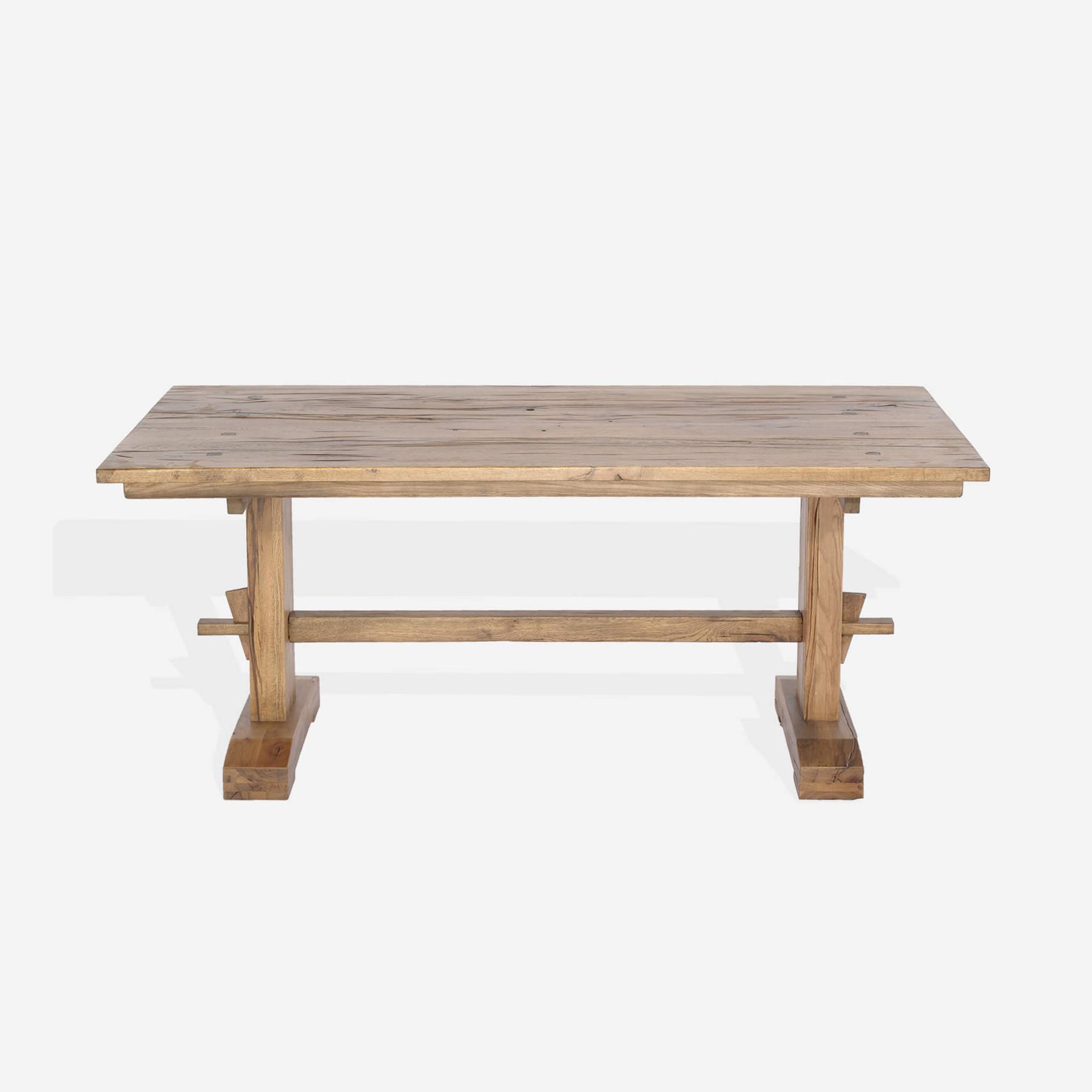 Masa din lemn de stejar salbatic Bologna