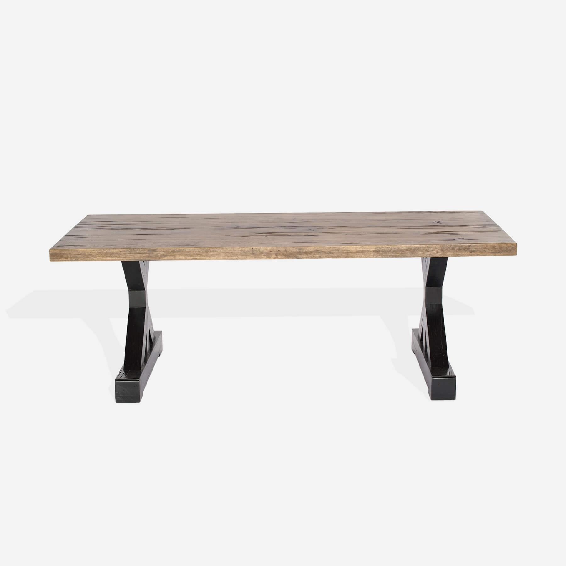 Masa din lemn de stejar salbatic Oslo