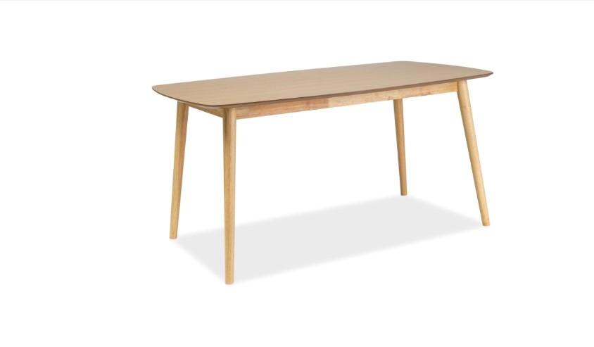 Masa din lemn si MDF Douglas Oak L150xl90xH75 cm