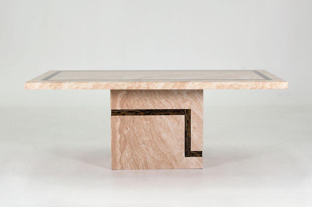 Masa din marmura Filippo Cream L180xl100xH755 cm