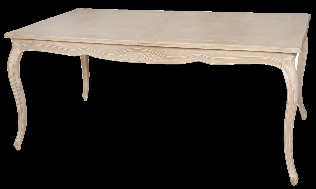 Masa extensibila din lemn de mesteacan, Venezia VE889K, L178-228xl104xh78 cm somproduct.ro