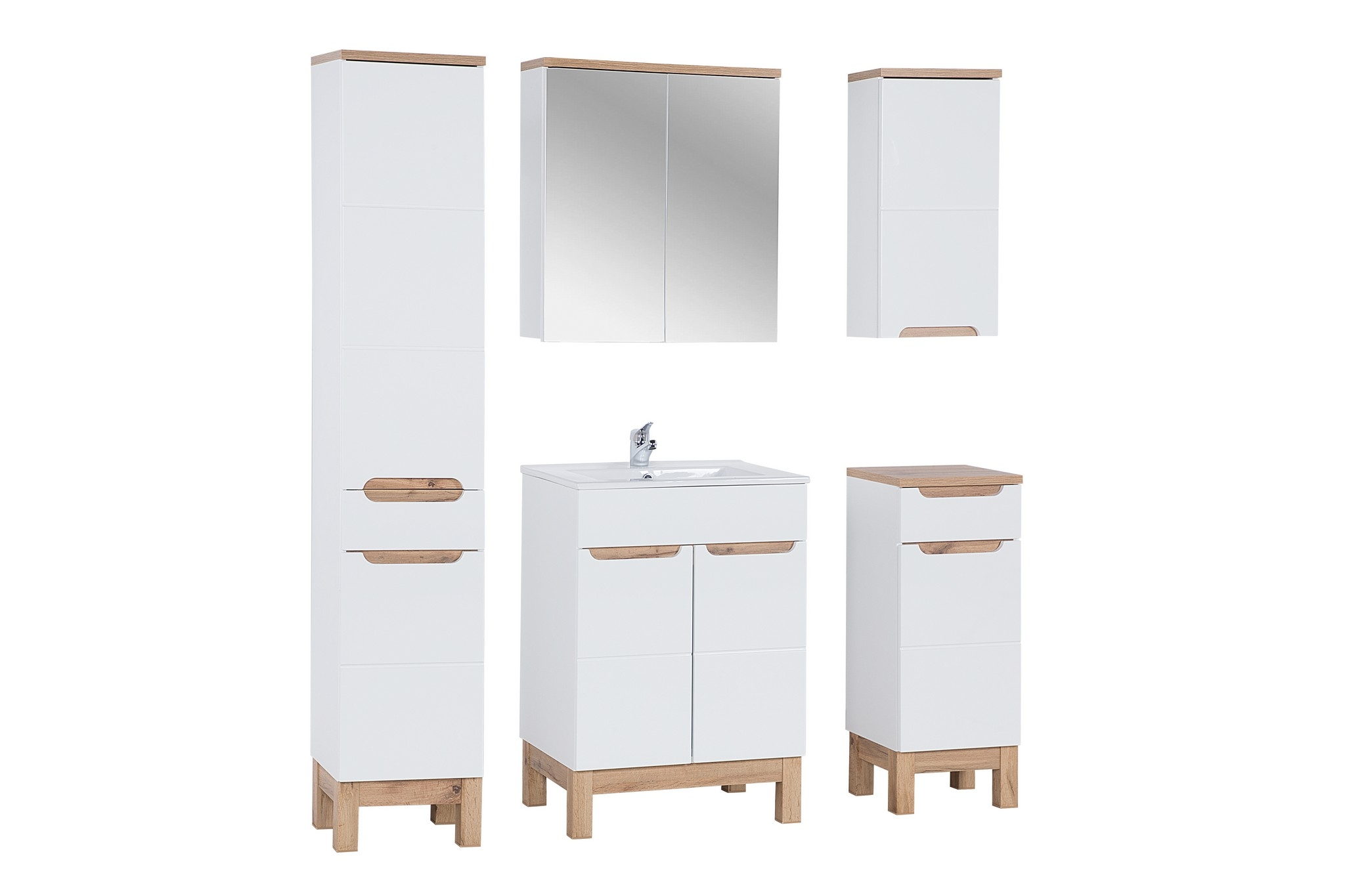 Set Mobilier Baie Bali White