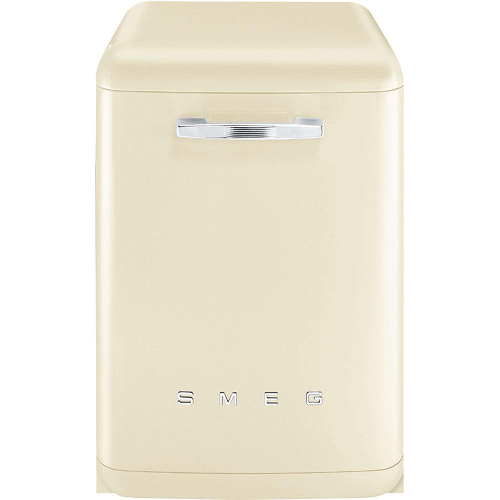 Masina de spalat vase independent LVFAB 60 cm 13 seturi Retro 50 SMEG