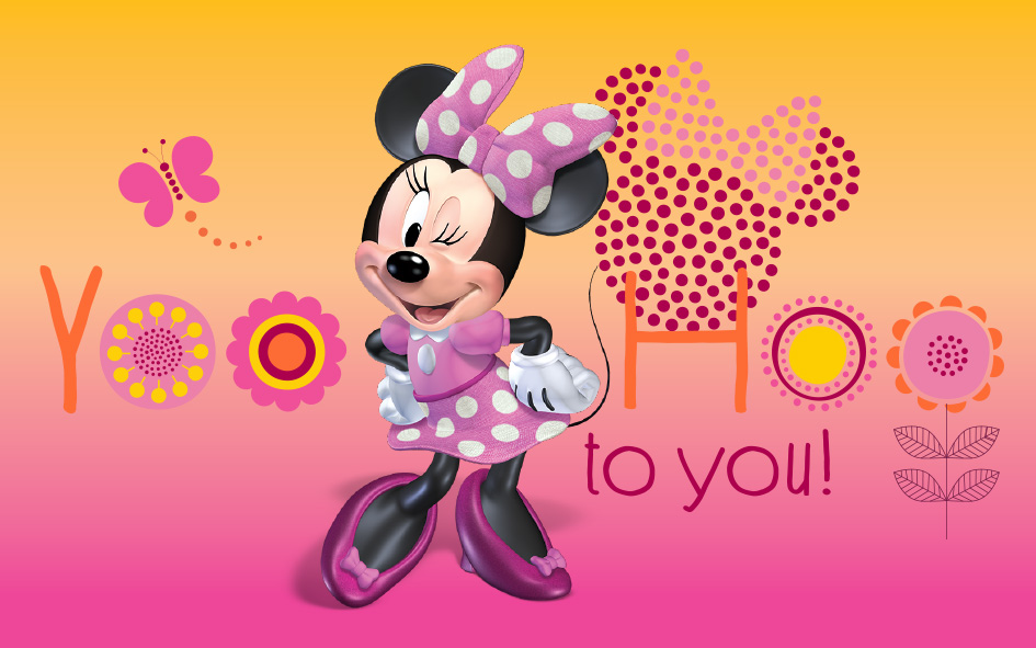 Covor Kids Minnie Mouse 18 Imprimat Digital