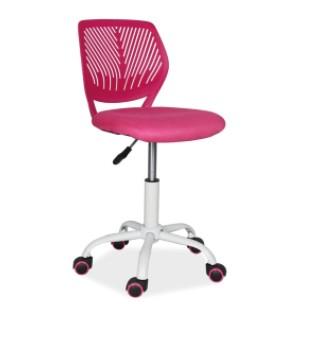 poze cu Scaun de birou ergonomic Max Pink
