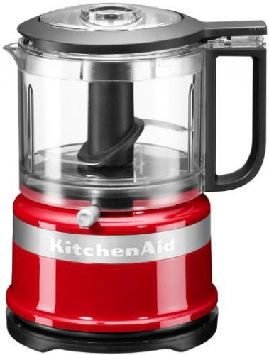 Mini Chopper 5KFC3516E, 2 trepte de viteza, 830 ml, 240W, KitchenAid imagine