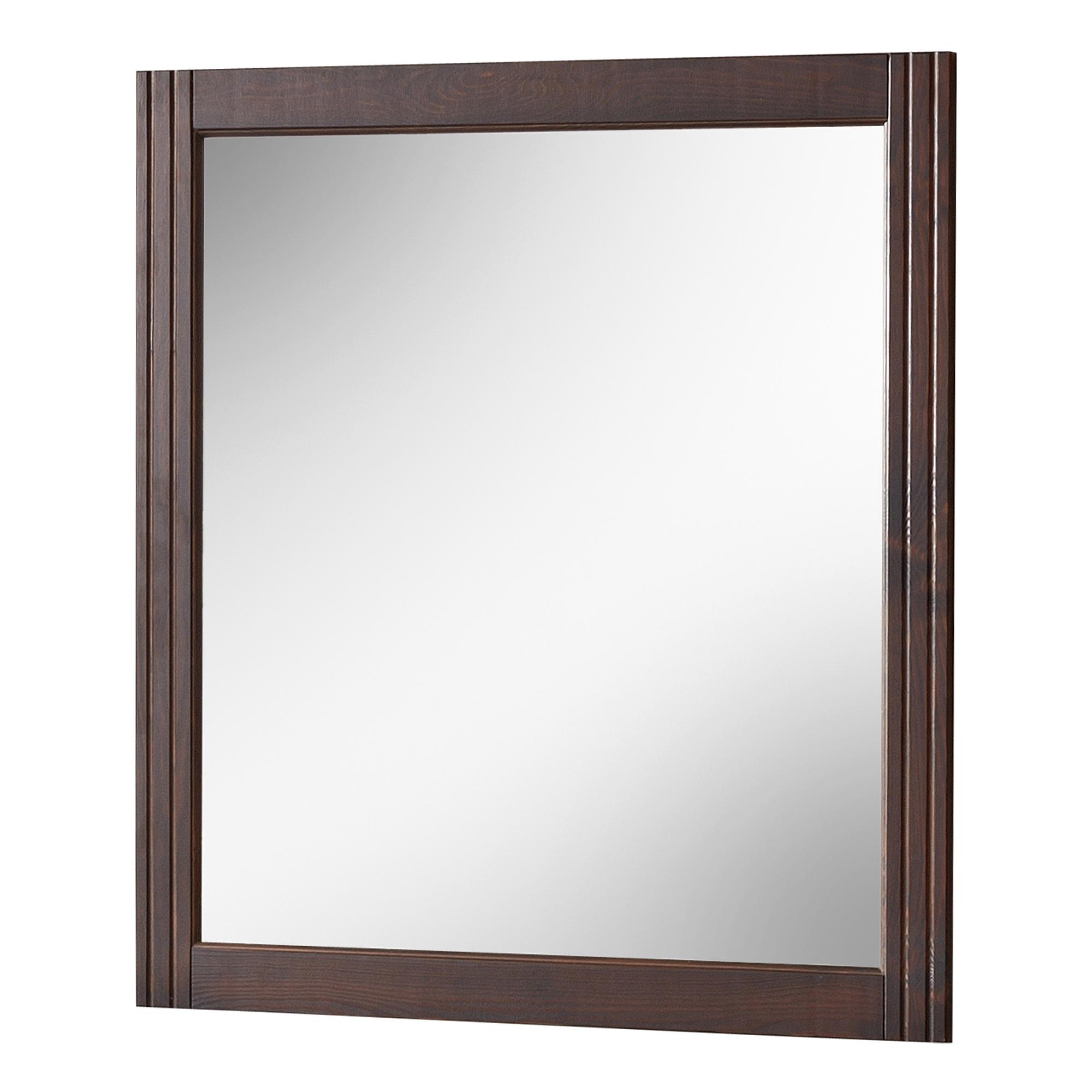 Oglinda pentru baie L80xl74 cm Retro