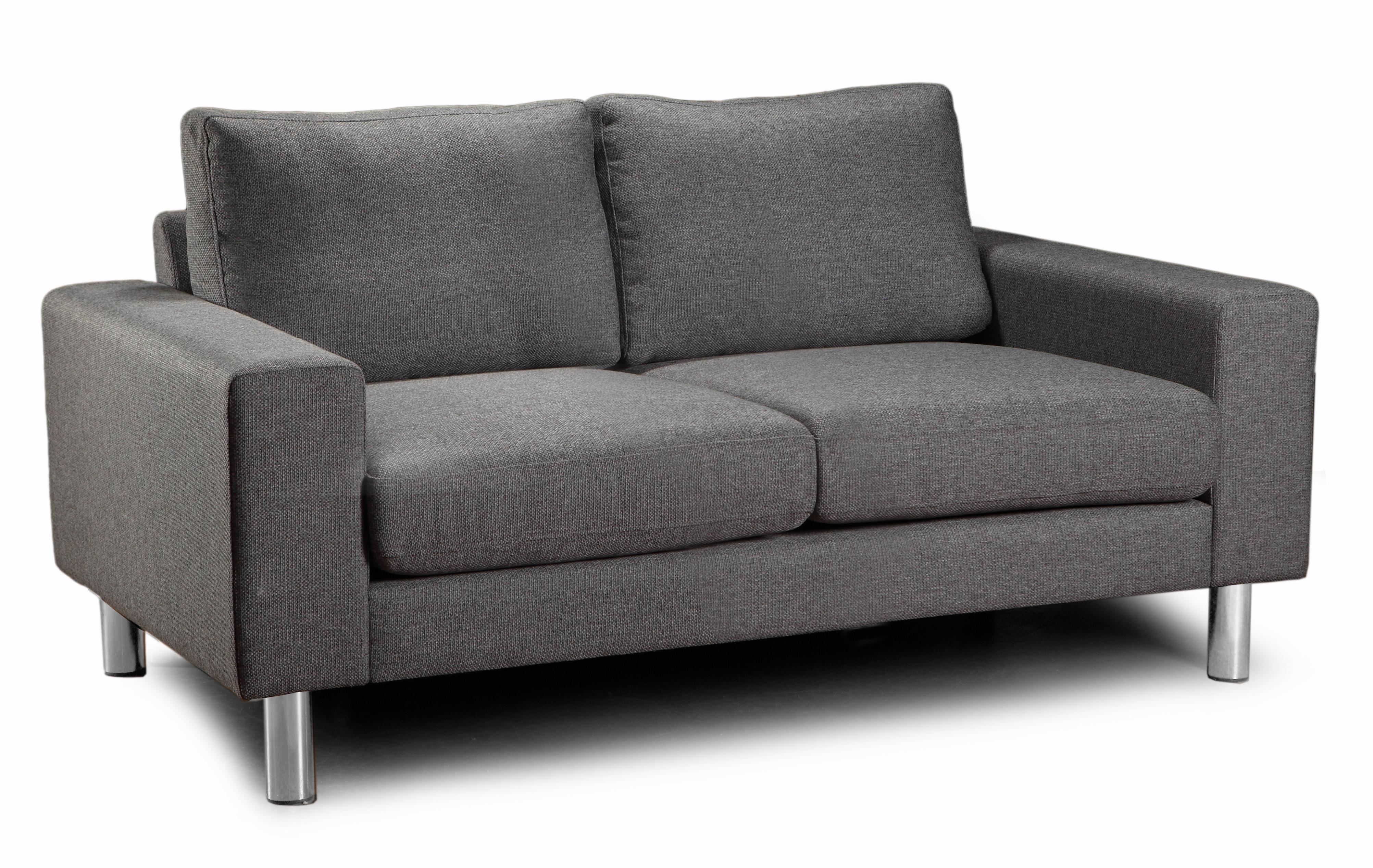 Canapea 2 locuri tapitata cu stofa Modena