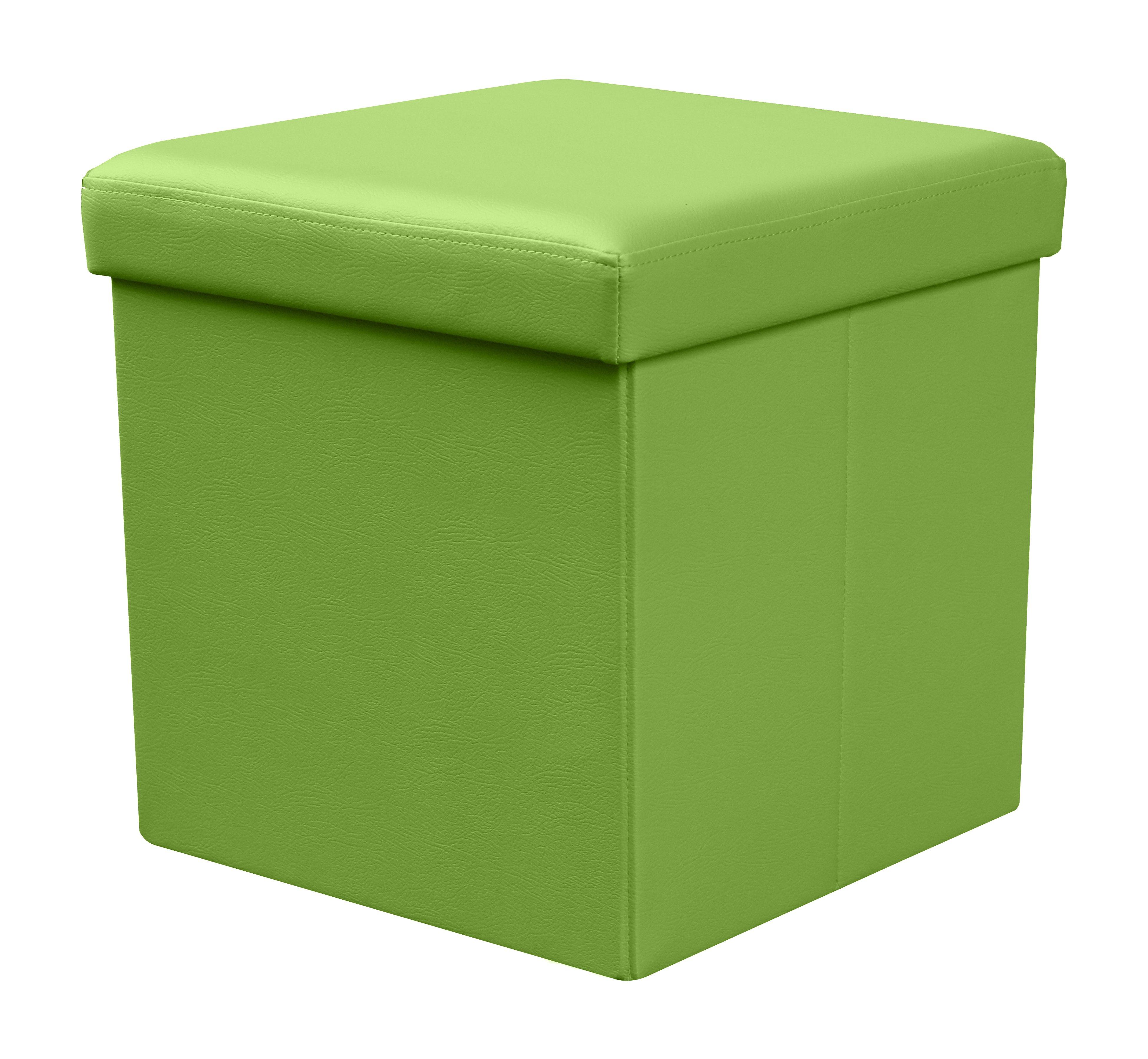 Taburet Moly verde