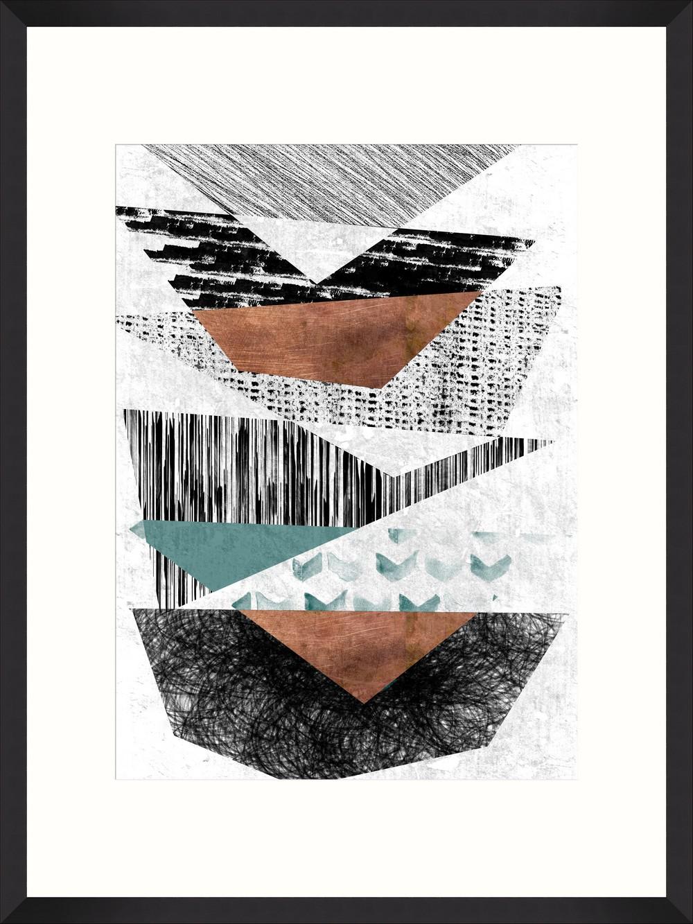 Tablou Framed Art Modern Theory I