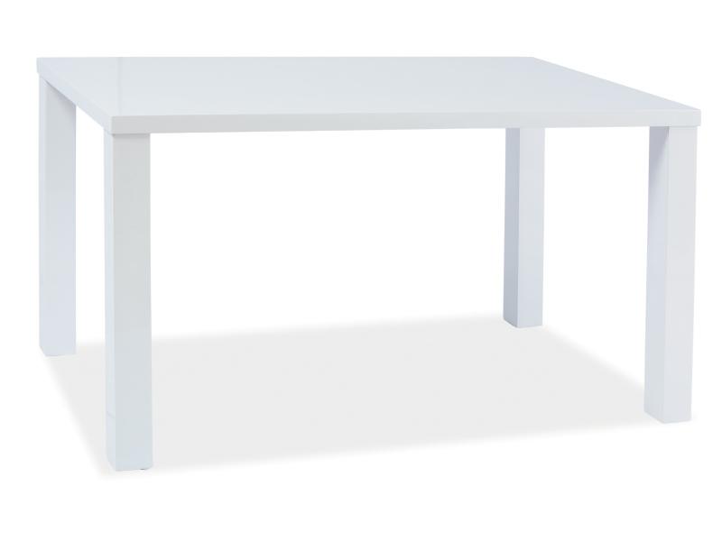 Masa din MDF Montego White, L120xl80xh75 cm imagine