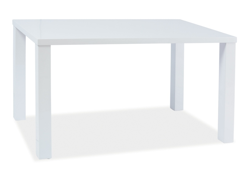 Masa din MDF Montego White, L140xl80xh75 cm imagine