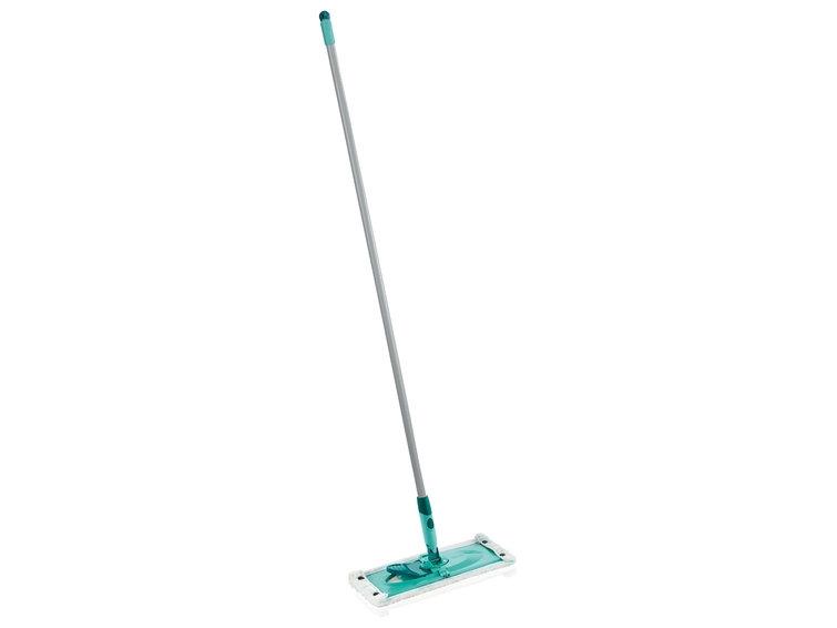 Mop cu coada din metal, Combi XL Alb / Turcoaz