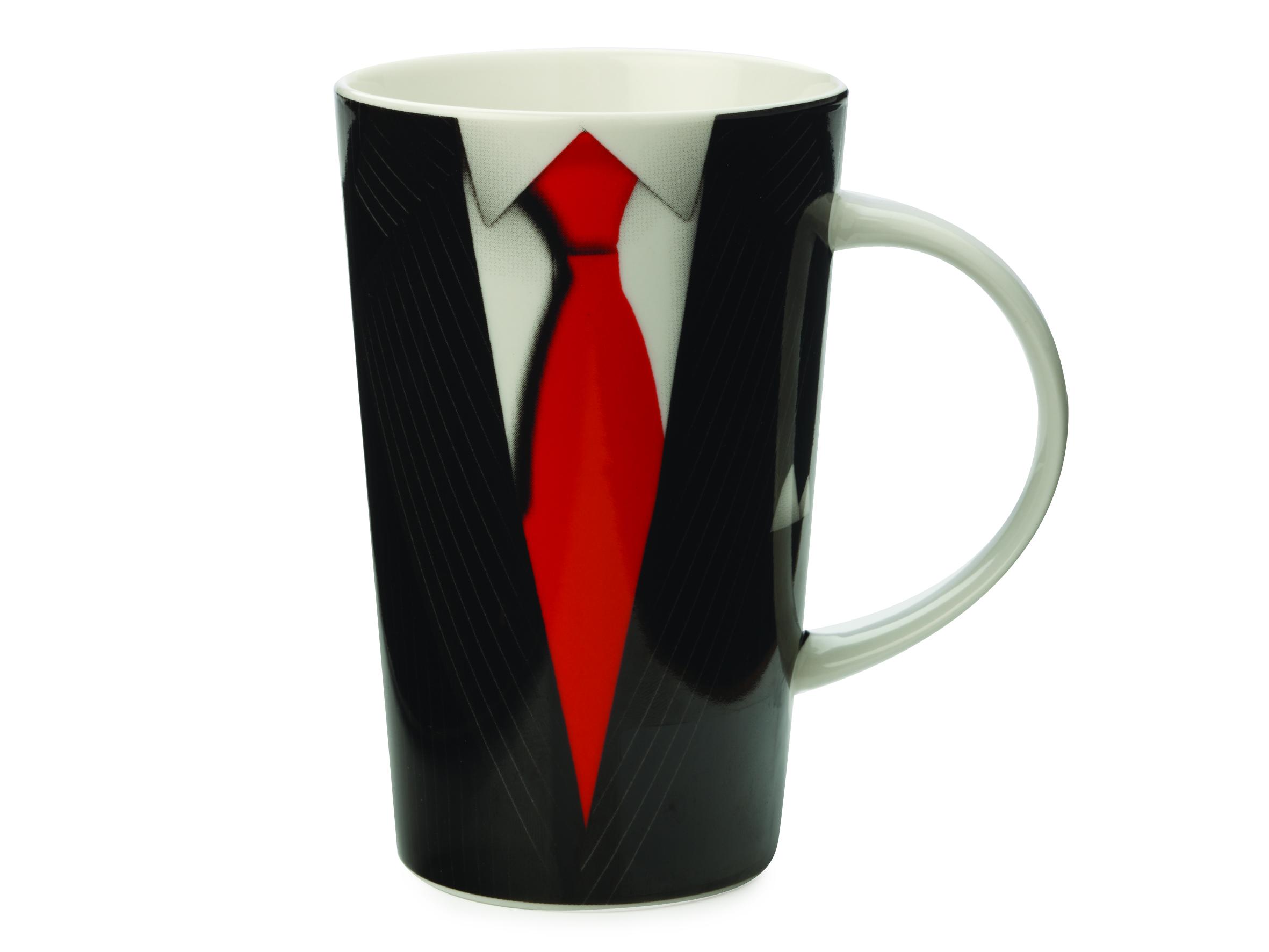 Cana Gentleman Conical, Christopher Vine, 420 ml, Black