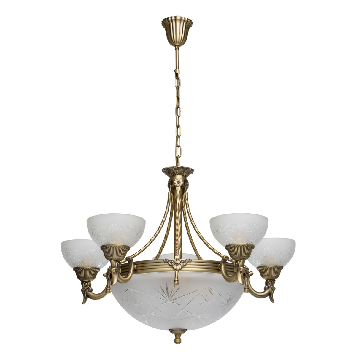 Candelabru MW-Light Classic 317011708 vivre.ro