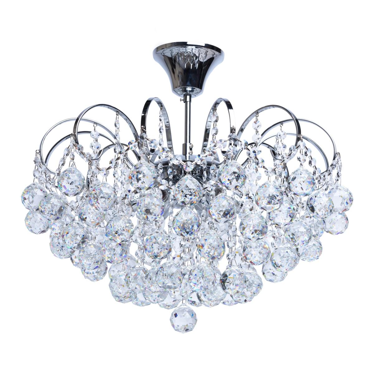 Plafoniera MW-Light Crystal 232017506 imagine