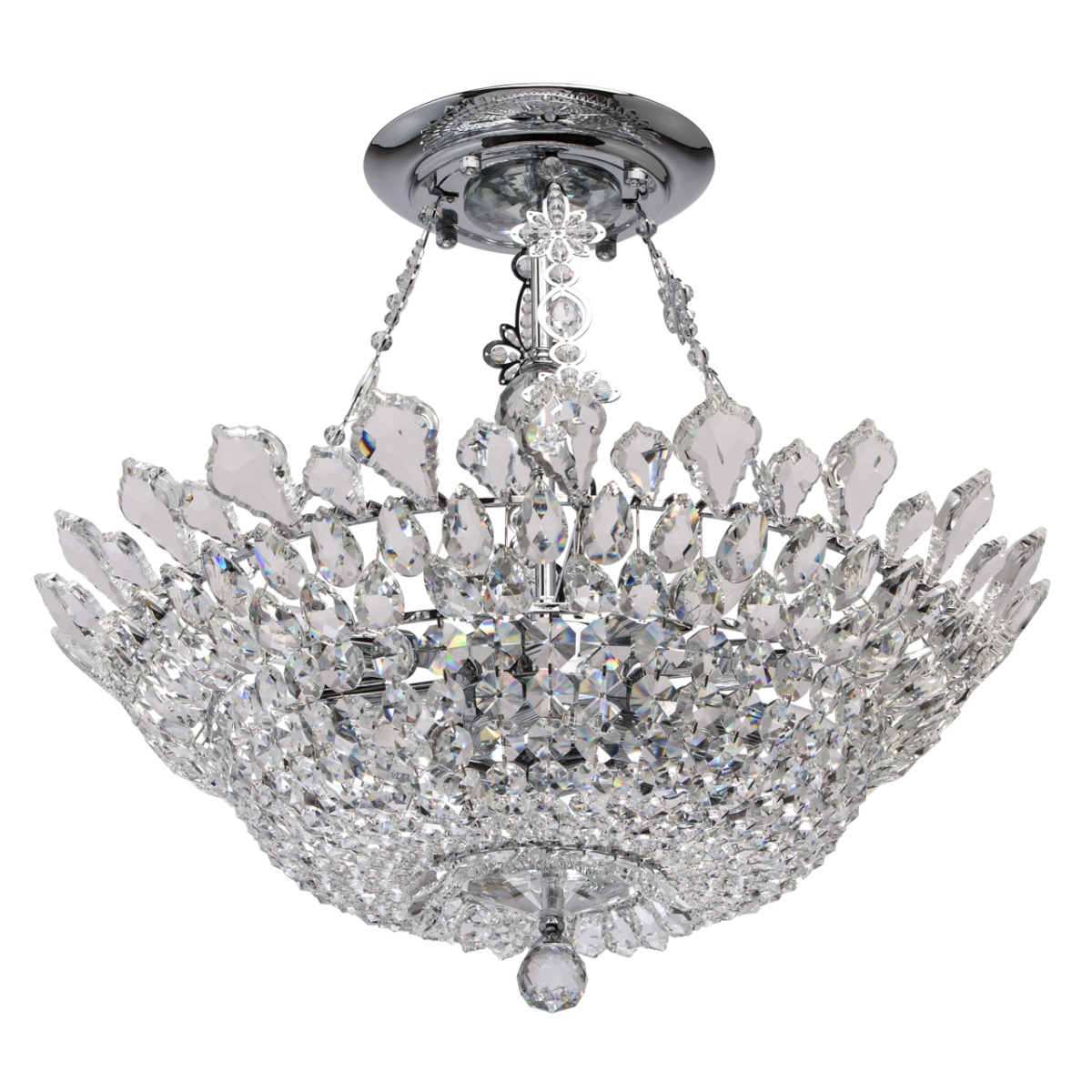 Plafoniera MW-Light Crystal 447010912