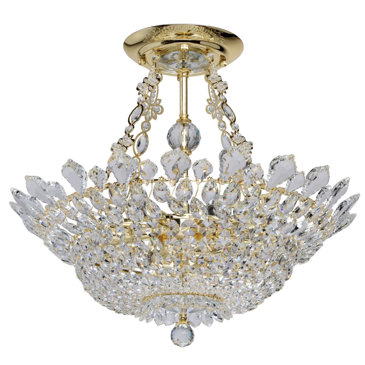 Plafoniera MW-Light Crystal 447011012