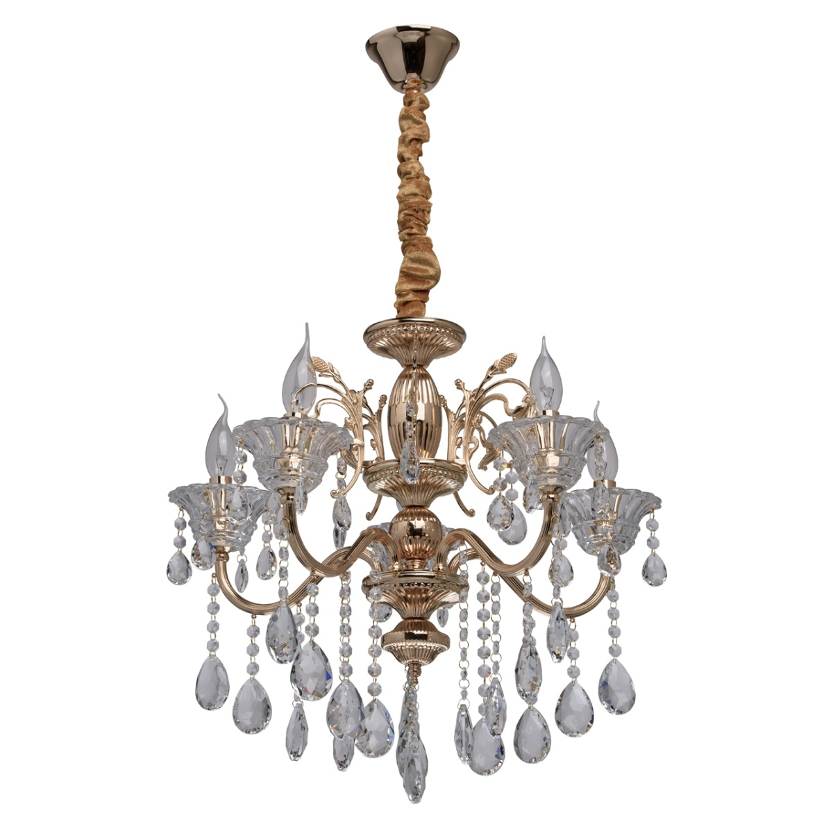 Lustra Light Crystal
