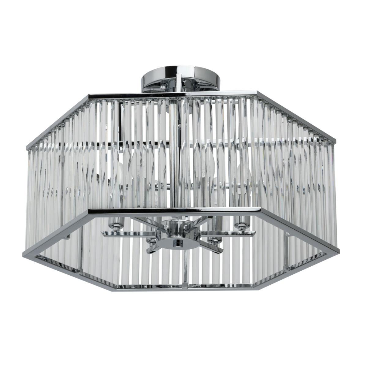 Plafoniera MW-Light Crystal 642010506