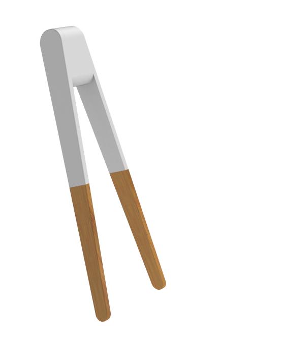 Cleste pentru Sushi, White, NBA051 imagine