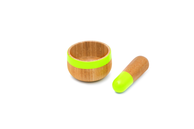 Mojar cu pistil, Bambus, Green, NBA074 imagine