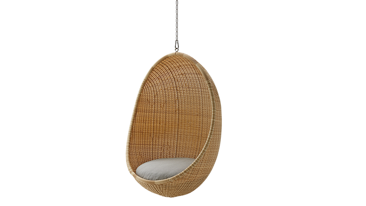 Balansoar Egg Chair Natur