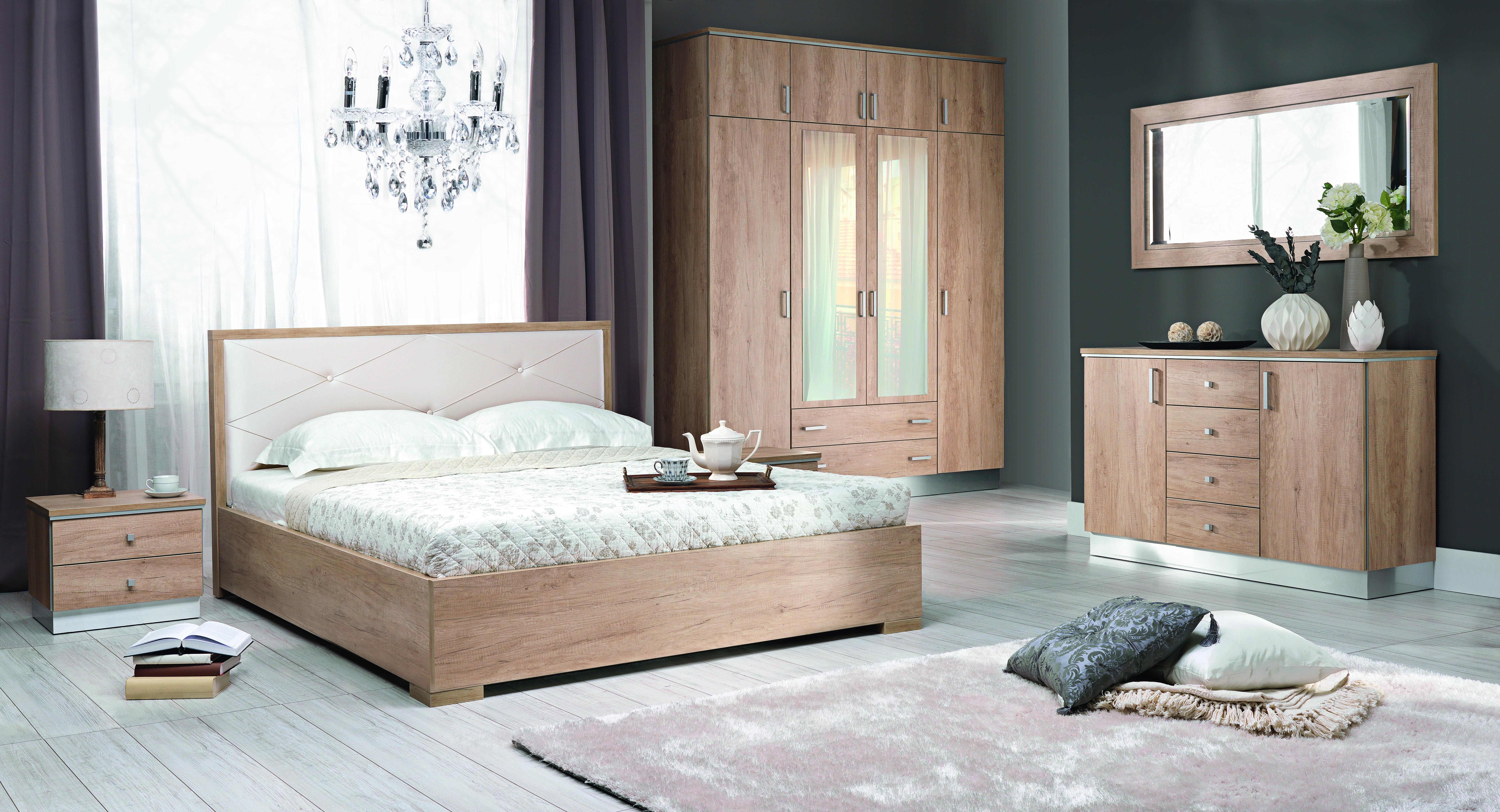 Foto Set Mobila Dormitor Plus