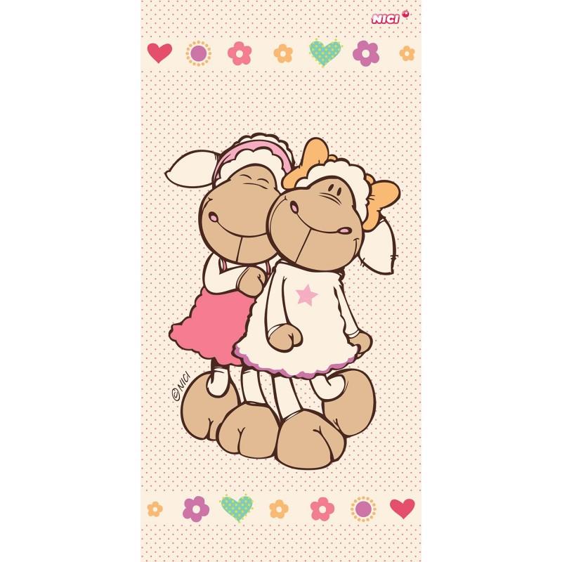 Prosop pentru copii Cotton Nici NJA9003T