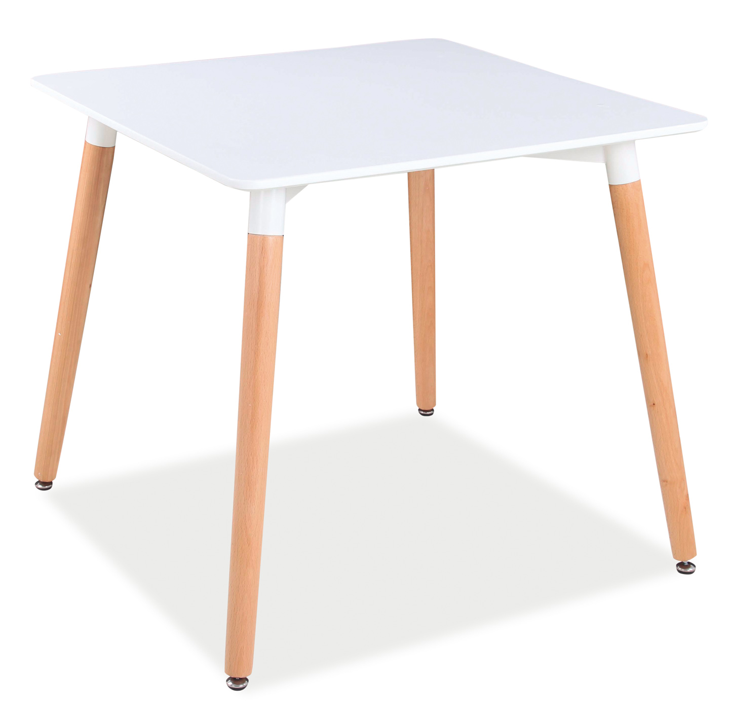 Masa din lemn Nolan II, L80xl80xh73 cm